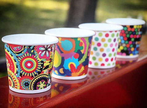 Paper cups, Cardboard Cups for Hot and Cold Drinks