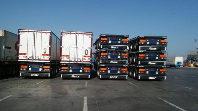 ALL TYPE OF TRAILER