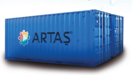 armbr® Paket Membran Biyoreaktör Sistemleri