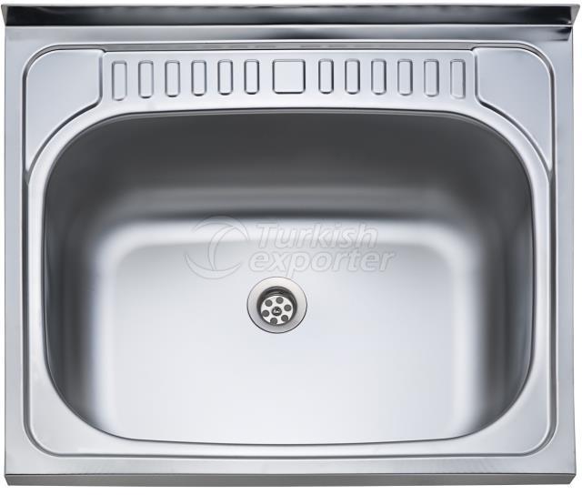 60x50 Big Bowl Layon Sink
