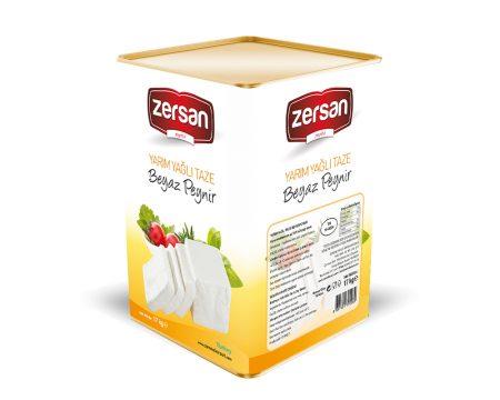 Zersan White Cheese Semi Fat