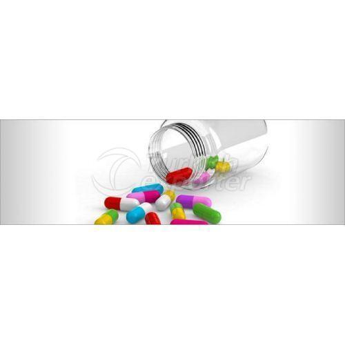 Лекарственные химикаты