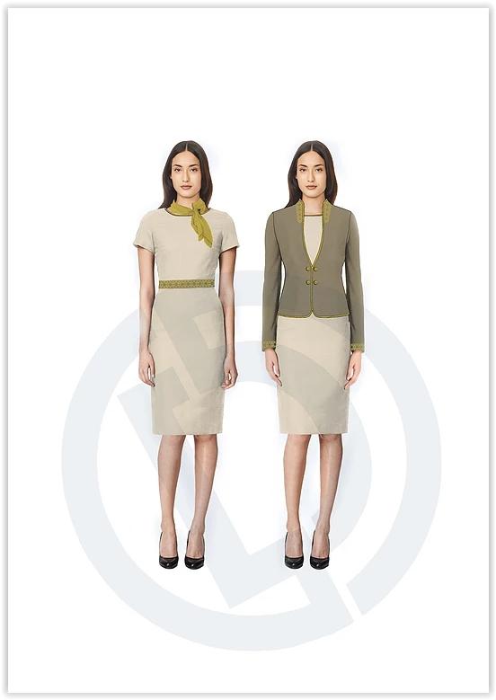 Hostess Uniform