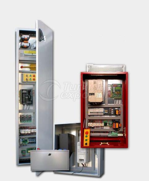 Control Panels and Automation Systems