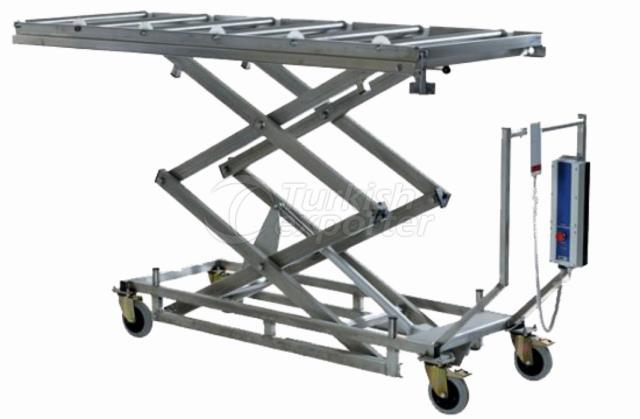 Hydraulic - Mechanical Lifter