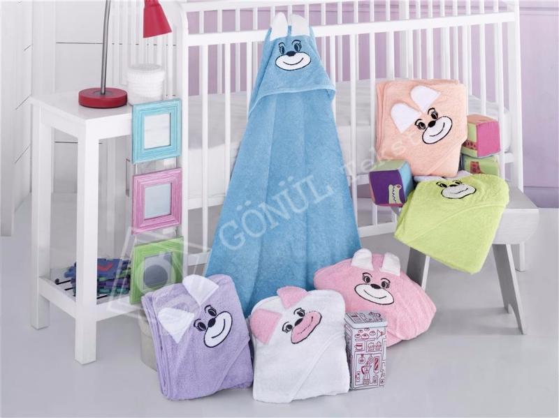 Baby-Kids Bathrobe