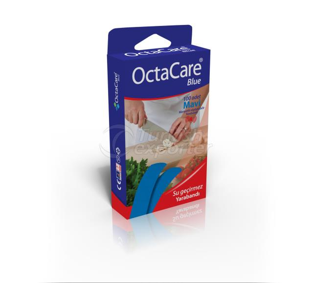 Blue Detectable First Aid Plaster