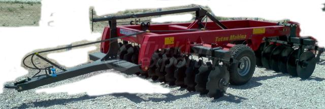 T.M.T Ofset Disc Harrows