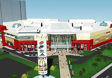 Voyennaya Shopping Mall
