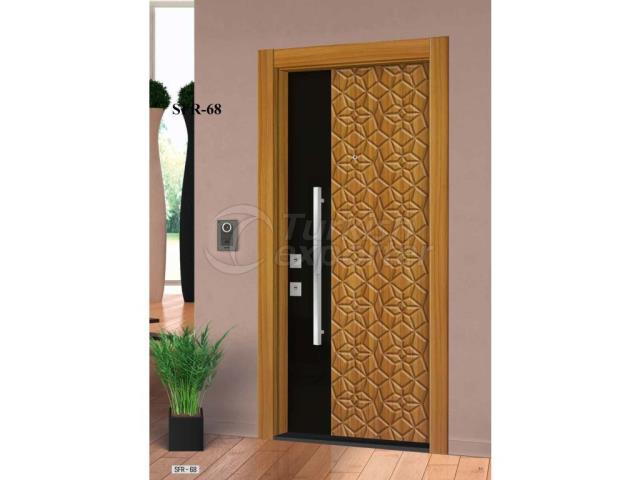 Steel Door - SFR - 68