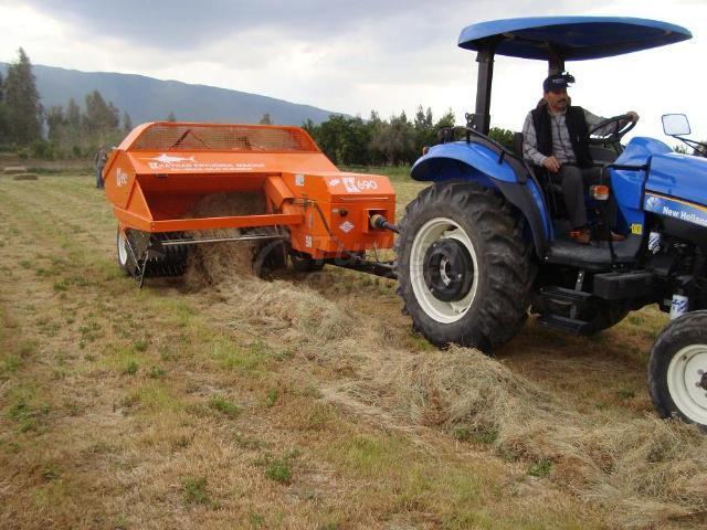 KE 690 Square Baler Machine