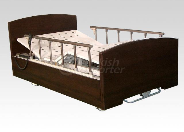 A-1 Three-function Electric Care Bed