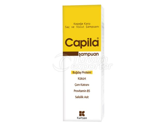 Capila Shampoo