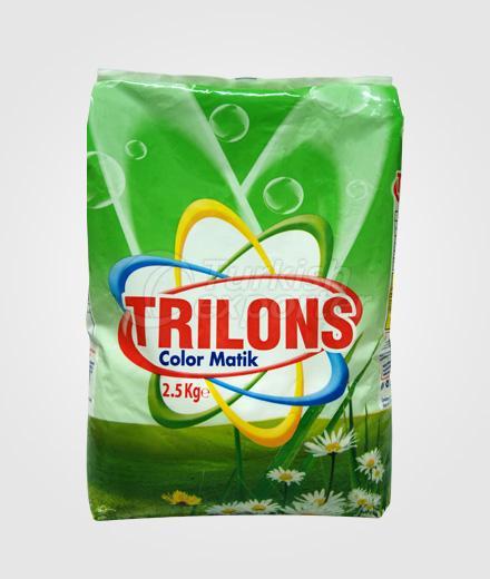 Laundry Detergents Trilons 2.5 kg