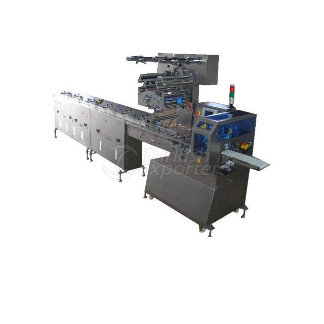 Parallel Automatic Feeding Packaging Machine