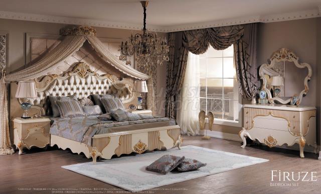 غرفة نوم فيروز