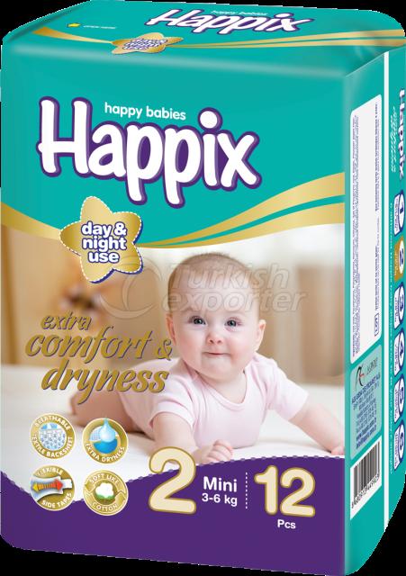 Diapers -Mini