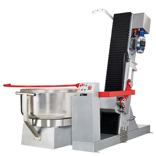 Automatic Bowl Lifting - Tilting Machine
