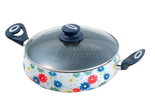 Decorative Rice Saucepan