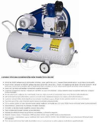 поршеневые компрессоры Lupamat