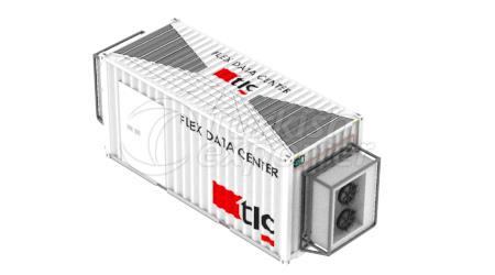 FDC-I2025 Konteyner Veri Merkezi