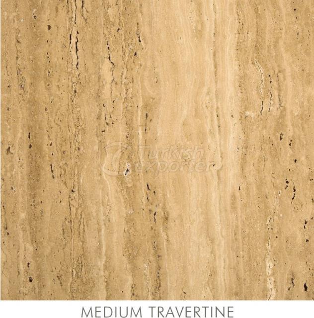 Travertine - Medium