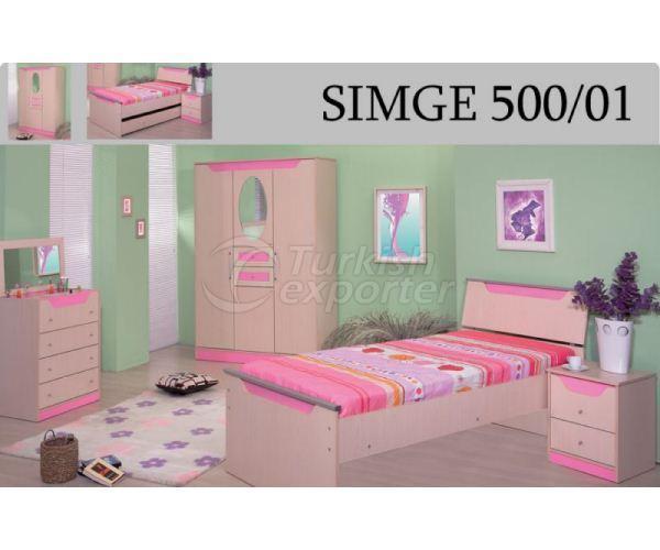 غرفة شباب