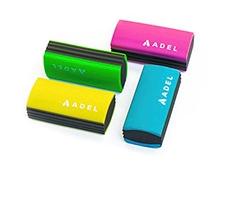 Adel-Black Stripe Eraser
