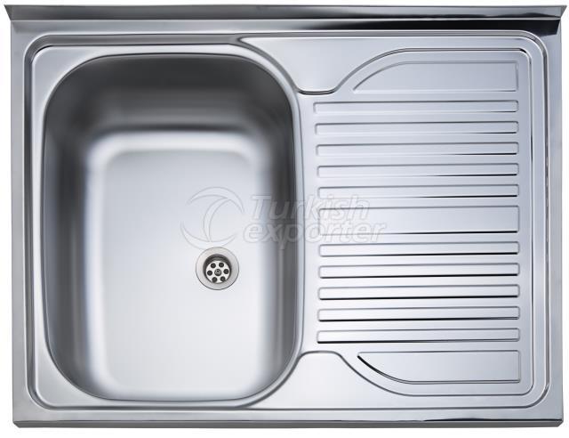 60x60 Big Bowl Layon Sink