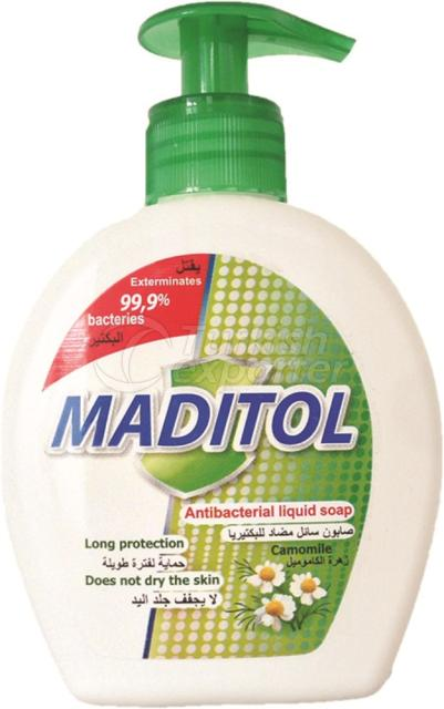 Antibacterial Liquid Soap Maditol