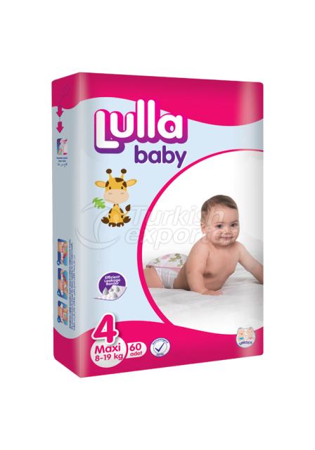 Bebek Bezi  Lulla Maxi