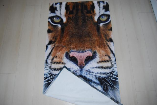 Digital Printed Beach Towel