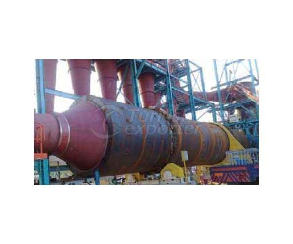 Drying System Rotary Dryer