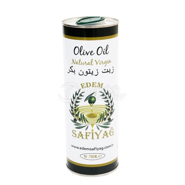 750Ml Metal Olive Oil