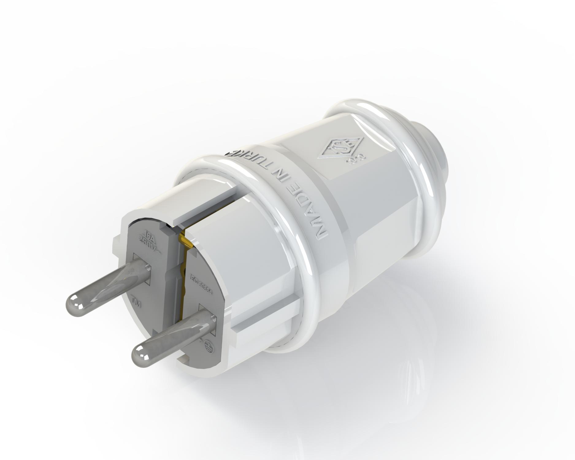 Earthed Plug / 1010