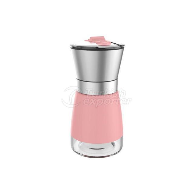Emsen Verne Pepper Mill Pink