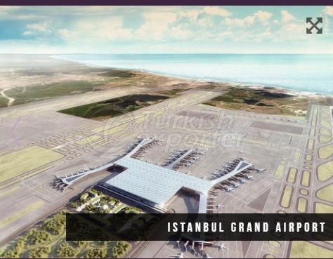 Istanbul Grand Airport  Construction