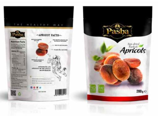 Pasha Dried Apricots