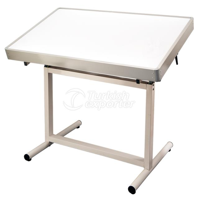 Lighted Drawing Table