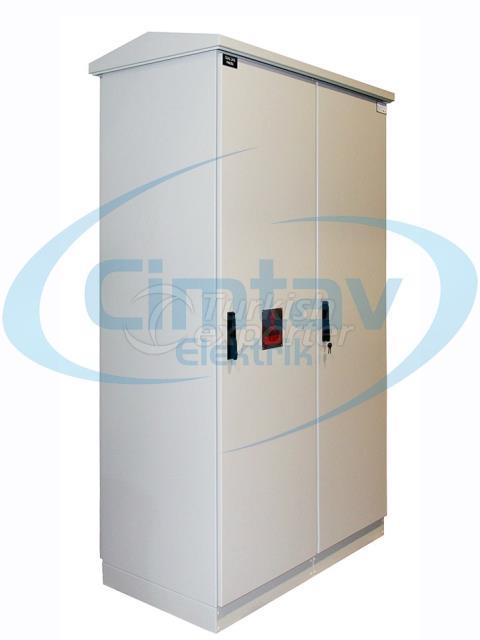 Low Voltage -  External Panels