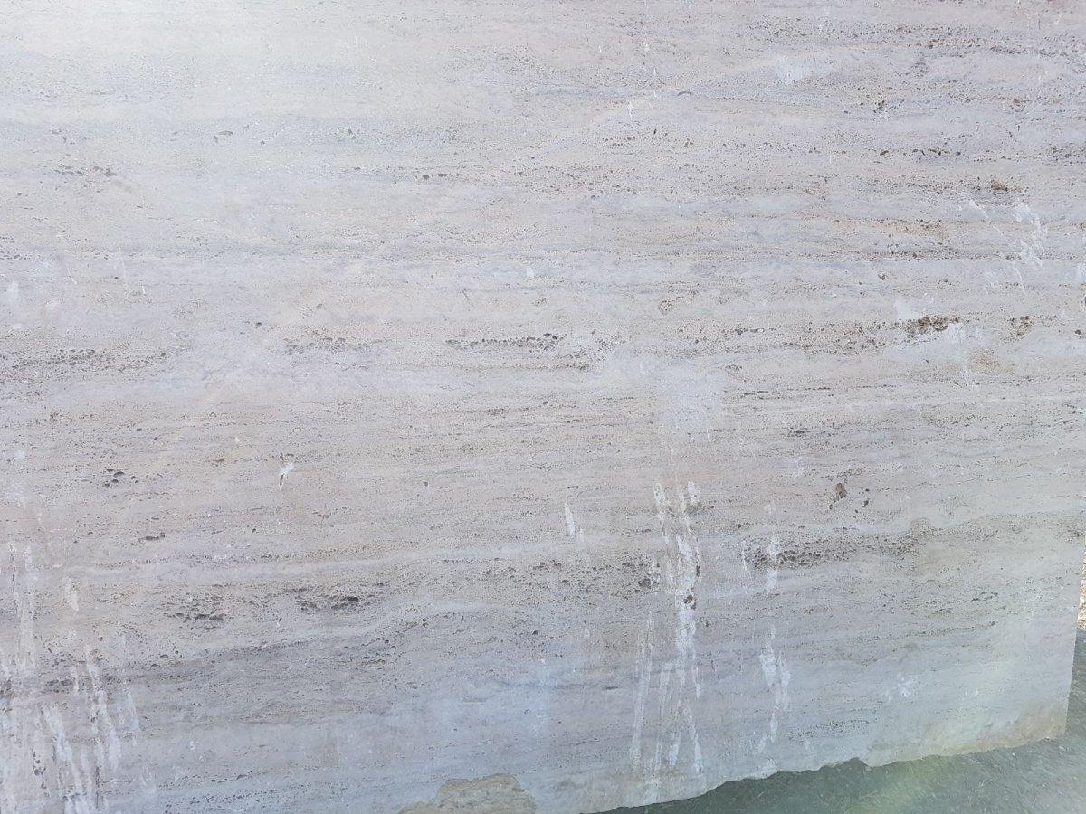 Silver Travertine - Veincut