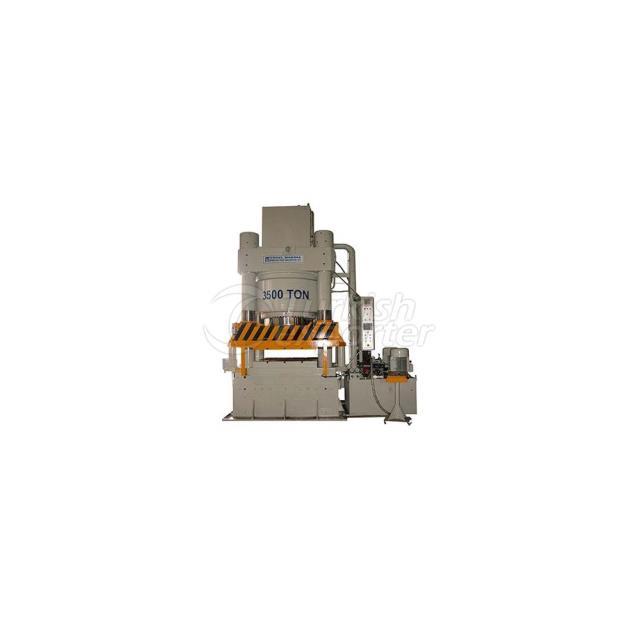 Hydraulic Form Press