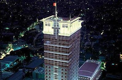 Tekfen Tower Project