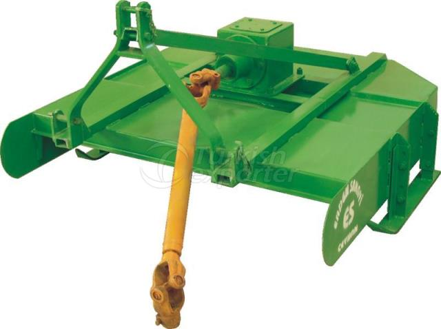 Stalk Cutter Machine