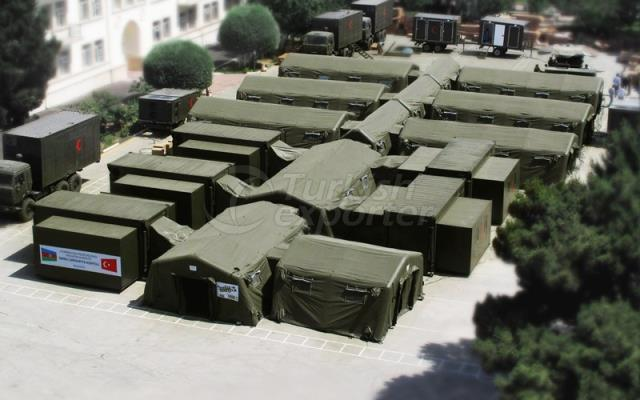 Defense Industry Military Tent