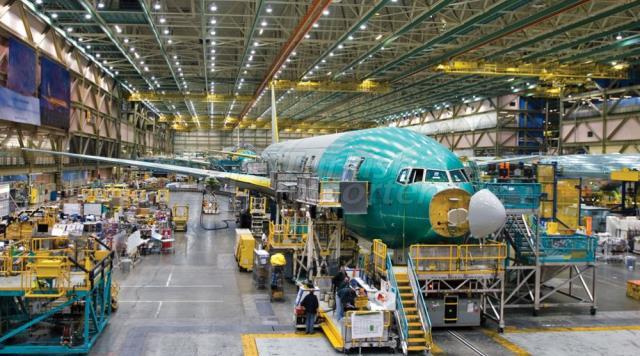 Uçak Sanayi