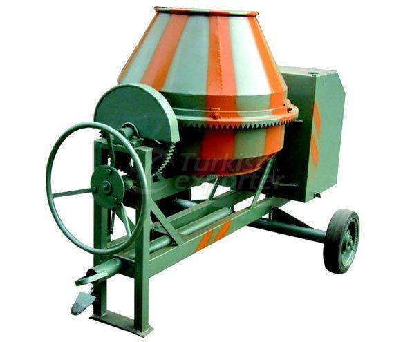 Machine mixed mortar