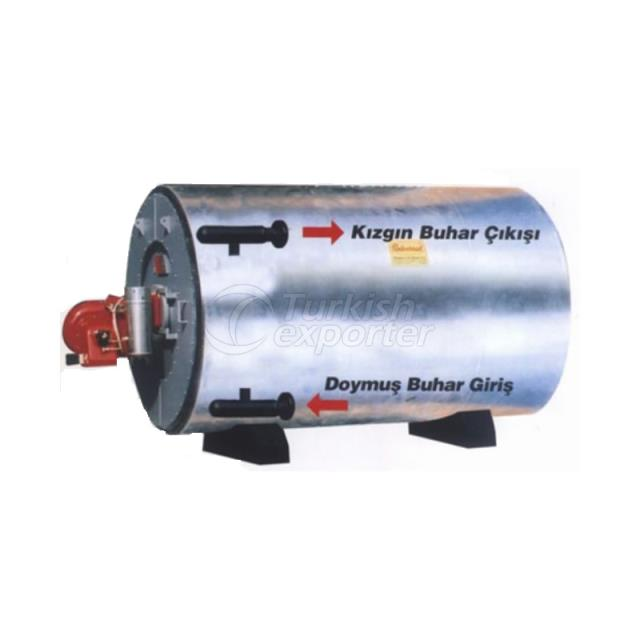 Superheater and Steam Dryer