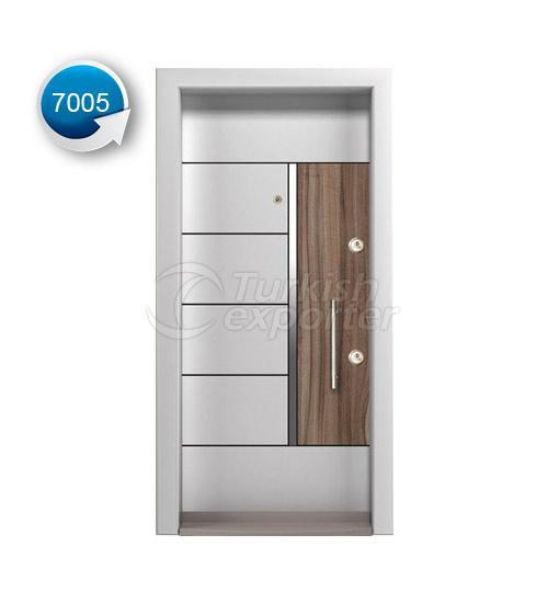 Çelik Kapı Zenth 7005