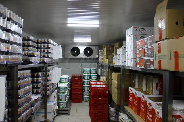 Milk Products Cold Storage